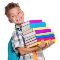 Først sommerferie, derefter skolestart…